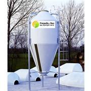Бункер для корма из стеклопластика фото