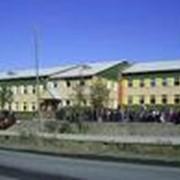 Здания средних школ и интернатов фото