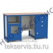 Стол слесаря-ремонтника РМСР-5 исп 2, аналог ССР-05-02 фото