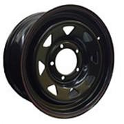 ORW ORW диск стальной 5x139.7 УАЗ 7х16 ET+30 d110 черный фото