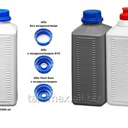Пластиковая бутылка М106 - 1 литр фото