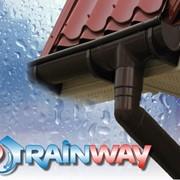 Водосточная система RainWay ПВХ производства Украина фото