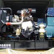 Дизельные генераторы Doosan 441квт/490квт, с доставкой по Казахстану фото