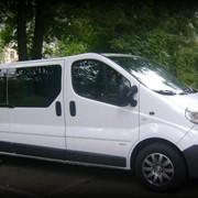 Микроавтобус к вашим услугам (прокат, аренда, заказ) фото