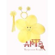 Набор Желтый цветочек фото