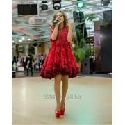 Платье вечернее Olik&Kate красное, р 42-46 фото