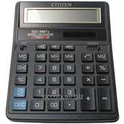 Калькулятор sdc-888tii citizen фото
