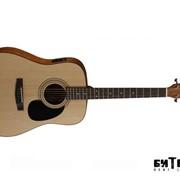 Электроакустическая гитара Cort AD810E (NS) фото