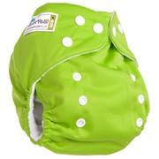 Многоразовый подгузник Зеленый фото