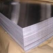 Лист нержавеющий AISI. Размер: 1000х2000х1,0 Большой выбор. фото