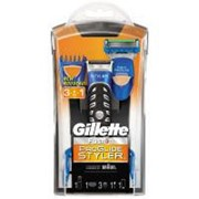 Бритва Gillette Fusion ProGlide Styler с кассетой+3 насадки для бороды/усов (7702018273386) фото