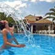 Оборудование фильтрации для бассейнов фото