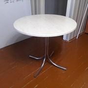 Круглый стол в аренду фото