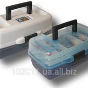 Ящик Aquatech на 2 полки прозрачная крышка фото