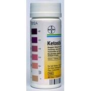 Кетостик. Быстрый тест для определения кетоновых тел в моче КРС (50 шт/упак) фото