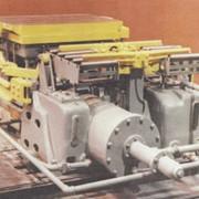 Машины литейные формовочные встряхивающие модели 233М для формовки и изготовления полуфор и форм в литейных цехах в условиях серийного и мелкосерийного производств фото