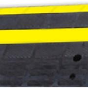 Резиновый съезд с бордюра ( пандус) фото