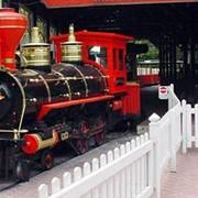 Аттракцион «Детский мини-поезд» фото