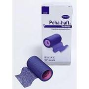 Peha-haft® / Пеха-хафт - самофиксирующийся бинт 4 м х 10 см, синий фото