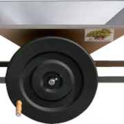 Дробилка для винограда нержавеющая сталь (Италия) фото