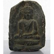Статуэтка Будды в камне фото