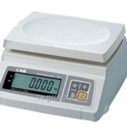 Весы фасовочные SW-20 SD 20кг/10г фото