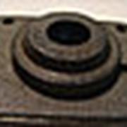Крышка КОМ передняя (5-ти КПП) ГАЗ-3308(09) фото