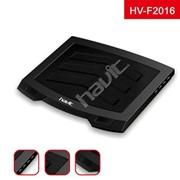 Подставка-вентилятор под ноутбук HV-F2016 HAB 4USB фото