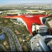 Парк FERRARI-WORLD в Абу-Даби фото