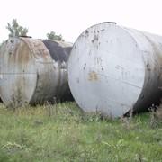 Резервуары для ГСМ 50 и 75 м3 фото