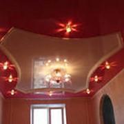 Потолки натяжные дизайнерские фото