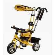 Детский трехколесный велосипед Mini Trike ПВХ колеса фото