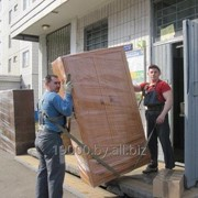 Грузоперевозки, крепкие грузчики в Минске и районе. Недорого фото