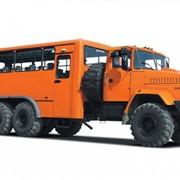 Автомобиль-фургон КрАЗ-63221 АСВ-02-БС фото