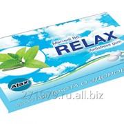 Relax функциональная жевательная резинка фото