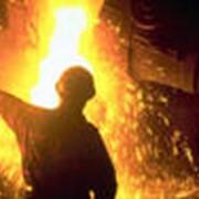 Производство и переработка продукции в металлургической отрасли фото