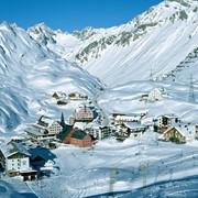 Зимний отдых в Австрии фото