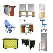 Мебель для салона красоты и парикмахерской в Астане фото