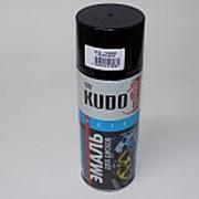 Эмаль для дисков черная KUDO KU-5203 520 мл (аэрозоль) фото