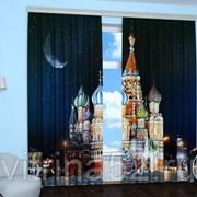 """Фотошторы """"Кремль"""" фото"""