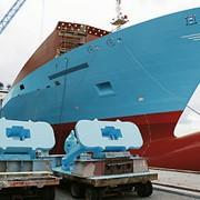 Антикоррозийные покрытия для морских судов и портовых конструкций фото