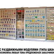 Пособия учебно-наглядные и учебные пособия, Турникет с раздвижными модулями фото
