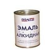 ПФ-115 эмаль алкидная 0,9 л белая, цветная фото