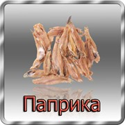 Тушка бычка солено-сушеная без шкуры с вкусом «Паприка», весовая