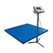 Весы электронные платформенные PS-150 фото