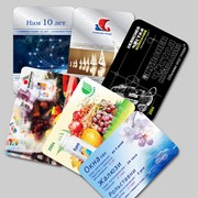 Карманные календари 1000 шт. фото