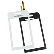 Тачскрин (TouchScreen) для Samsung C3300/C3303 white фото