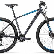 Велосипед Cube Analog 27,5 (2016) серый фото