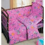 Комплект в детскую кроватку фото