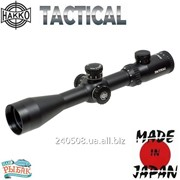 Прицел оптический Hakko Tactical 30 2.5-10x50 SF (Mil Dot IR R/G) фото